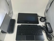 "Dell Venue 11 Pro 7139 10.8"" 8GB 256GB SSD Window 10 Pro Tablet Docking Keyboard"
