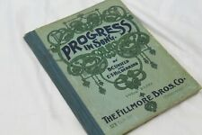 Process in Songs Book Fillmore Brothers 1895 Homeschool Hymnns Choruses Anthem