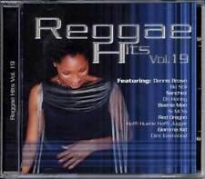 Reggae Hits Vol 19 Ragga Dancehall Lovers Various Artists Music CD Sealed Album