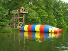 Water Bounce Inflatable Game Trampoline Sled Slide Yacht