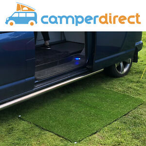 CamperMat Deluxe - Quality Camping Mat with Waterproof Bag and Pegs Provided