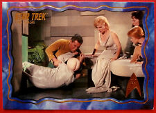 """STAR TREK TOS 50th Anniversary - """"THE CAGE"""" - GOLD FOIL Chase Card #54"""