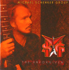 CD - Michael Schenker Group - The Unforgiven - #A1276