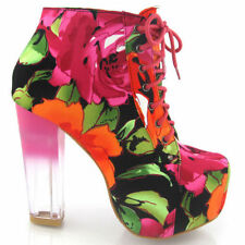 Party Synthetic Leather Floral Women's