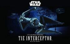 Bandai Star Wars corbata interceptor 1/72 escala kit 080992