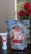 Scentsy holiday Snowkissed Cranberry Bath Soak Bundle