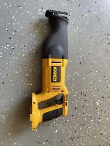 DEWALT DW938 18V Cordless Reciprocating Saw