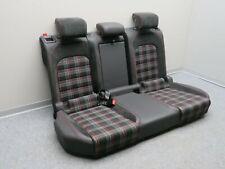 Asiento Trasero Banco VW Golf 7 VII 5G Gti Dividido Plegable 3 Puertas