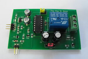 Relay Module on off flip flop  Bistable Switch LOW-HIGH-LOW 3 mode