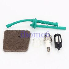 New Fuel line Air Filter kit F STIHL FS38 FS45 FS46 FS55 FS55R FS55RC KM55 HL45