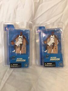 "2005 Antawn Jamison Washington Wizards 3"" NBA 2nd Edition McFarlane Figure NIP*"