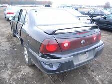 CHEVROLET IMPALA L Taillight quarter panel mounted, L., w/o body colored 02 03
