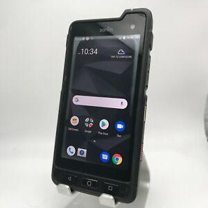 Sonim XP8 64GB Black Sprint Locked Fair Condition Screen Wear