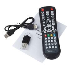 USB Wireless Media Desktop PC Remote Control Controller For XP Vista 7 Perfect
