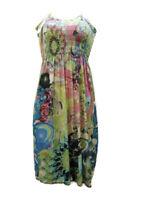 NEW Dress Beach Party Boho Sundress Casual Stretch  Style : G4