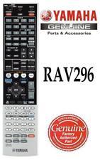 New Genuine Yamaha Rav296 Ws31710 Audio Receiver Remote Control fits Rx-V2065