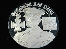 Polierte Platte Gelegenheitsausgabe Medaillen