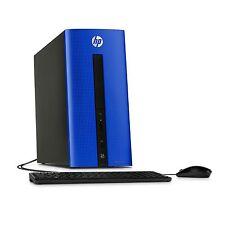 HP Pavilion 550-a137c Desktop PC AMD A8-7410 2.2GHz 8GB DDR3 2TB HDD Windows 10