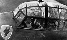 WW2, Wk2: Part JU 88 LW, Plexiglas Rohm original
