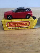 Matchbox Alfa Romeo SZ MB15 1:56 1991 With Box China