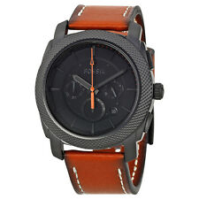 Fossil Machine Chronograph Black Dial Mens Watch FS5234