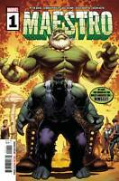 Maestro #1 (Of 5) (2020 Marvel Comics) First Print Keown Cover