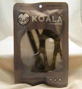 Koala by Hangtime Phone Harness Supergrip NEW Phone Leash Black