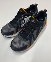 S Sport By Sketchers IXNAY Athletic Shoes Black Men Boys Size 6