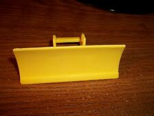 JOHN DEERE L110  GARDEN TRACTOR PLOW    1/16 SCALE NEW NO BOX