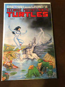 Teenage Mutant Ninja Turtles 27 NM- Mirage TMNT T-56