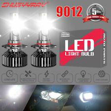 For Toyota RAV4 2016 2017 2018 - 2PC 9012 6000K White LED Headlight bulbs Kit