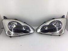JDM Honda Civic Type R Si EP3 EU3 LATE MODEL Headlights Lamps 1 Pair Kouki 04-05