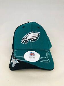 PHILADELPHIA EAGLES NFL TEAM HEADWEAR STRAPBACK KIDS YOUTH HAT