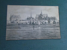 VINTAGE THE SHORE AT TROON - AYRSHIRE POSTCARD