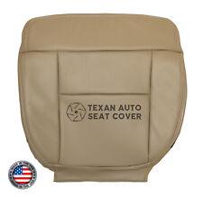 2005-2008 Ford F150 Lariat XLT FX4, FX2 Passenger Bottom Leather Seat Cover Tan