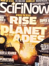 SciFi Now Magazine Rise Of The Planet Of The Apes no.57 121317nonrh