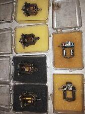 Cobalt 12 slot car motors and parts lot for rebuild or parts