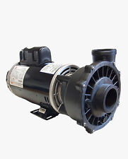 Waterway EX2 - Spa Hot Tub Pump, 5HP, 56 Frame, 2 Speed, 230 Volts, 2""