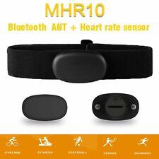 Magene MHR10 Bluetooth V4.0 ANT+ Sport Smart Heart Rate Sensor Chest Belt Strap