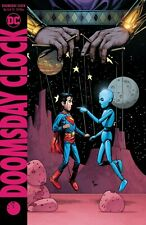 Doomsday Clock #8B Variant Comic 2018 - DC Comics 1st Print - Watchmen Batman