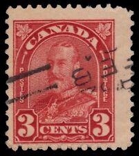 """CANADA 167 - King George V """"Arch"""" (pf75787)"""