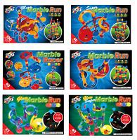Galt Toys Marble Run, Super Marble Run, Mega Marble Run, Marble Racer sets