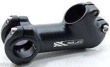 "Mountain/Road Bike Stem 1-1/8"" 90mm x 40° Rise 26.0, 31.8mm Black"
