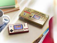 Super Mario Bros Game And Watch 35th Anniversary Nintendo Handheld