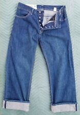 Gap Selvage Gough 1969 Jeans Men's Size 33 Straight Leg Japanese Button Fly