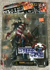 RISING STARS SERIES 1 PATRIOT ACTION FIGURE PALLISADES TOYS  MOC NEW 2000