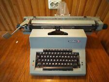 Soviet vintage typewriter.