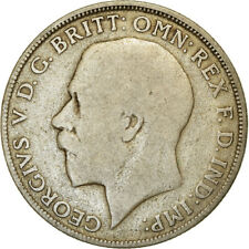 [#853710] Coin, Great Britain, George V, Florin, Two Shillings, 1920, VF(20-25)