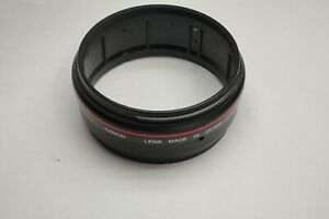 Canon EF 135mm F/2.0 L USM lens F/2.0 Front Barrel Sleeve Parts YG9-0451
