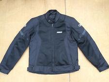"""FIGO Mens Textile Motorcycle / Motorcycle Jacket Size UK 40"""" - 42"""" Chest (H101)"""